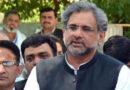 Recent chaos was due to failure of govt: Shahid Khaqan