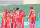 Three uncapped players named in Zimbabwe squad for Pakistan T20Is