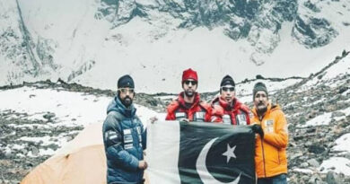 Annapurna Expedition – an ode to Pak mountaineers' bravery
