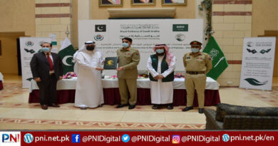 King Salman Relief Centre Providing Medical Assistance to Pakistan to Combat COVID-19
