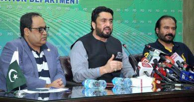 Indian conspiracy won't stop KPL colors to reflect across LoC: Shehryar Khan Afridi