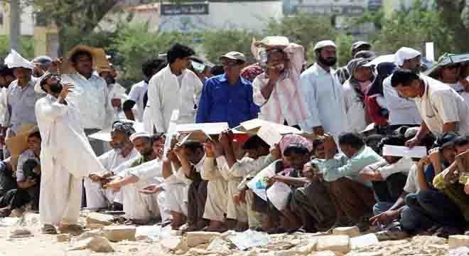 سینکڑوں بلوچ پاکستانی خلیجی ملکوں میں محصور ہو گئے، واپسی کے انتظام کی اپیل