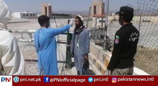 پاک افغان سرحد پرانگوراڈہ گیٹ عام آمدورفت کیلئے کھول دیا گیا