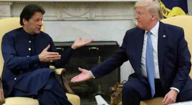 امریکی صدر ڈونلڈ ٹرمپ نے وزیراعظم پاکستان عمران خان سے کیا گیا وعدہ پورا کردیا، بڑی مدد بھیج دی
