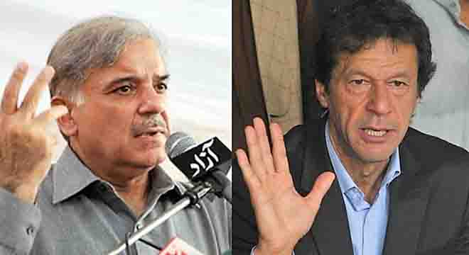 عمران خان یا شہباز شریف ، پاکستان کے مسائل کون حل کر سکتا ہے؟ پاکستانیوں نے فیصلہ سنا دیا