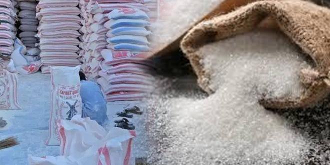 کاٹن فیکٹری کے گودام سے گندم کی 80 ہزار بوریاں برآمد