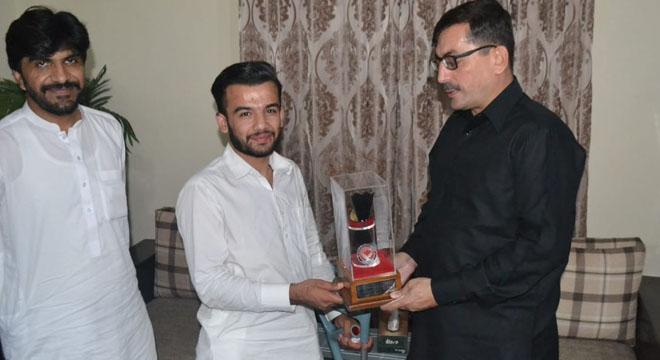 فاٹا ڈسیبل ویلفیئر آرگنائزیشن کے چیئرمین عرفان اللہ کی سربراہی میں وفد کا جنوبی وزیرستان کا دورہ