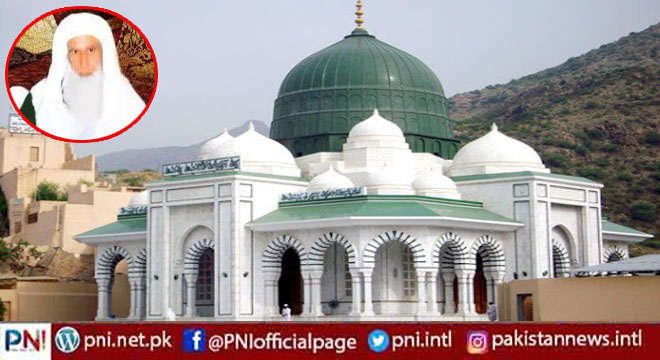 حضرت خواجہ پیر معصوم شاہ المعروف زندہ پیرگھمکول شریف کا 73 واں سالانہ عرس مبارک 16 اکتوبرسے شروع