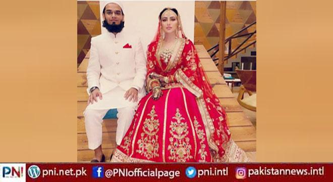 اللہ کی رضا کے لیے شادی، بگ باس کی اداکارہ ثناء خان کا نام تبدیل، نیا نام کیا ہے؟ حیرت انگیز خبر