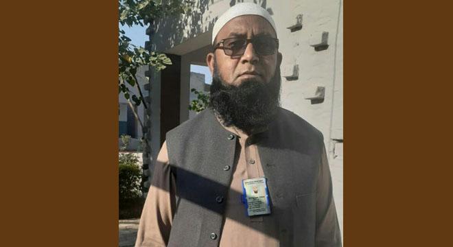 محمد فیاض حیدر،جنرل سیکرٹری پنجاب ٹیچرز یونین تحصیل دینہ، تعارف اور خدمات