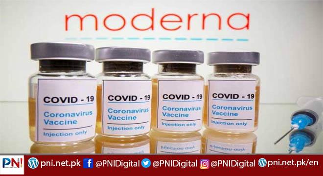 کورونا کی دوسری لہر، امریکہ میں موڈرنا کی ویکسین کی تقسیم، شروع کو لگانے کا عمل شروع کر دیا گیا
