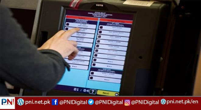 دھاندلی کا امکان ختم، پاکستان میں الیکٹرانک ووٹنگ مشین تیار کر لی گئی