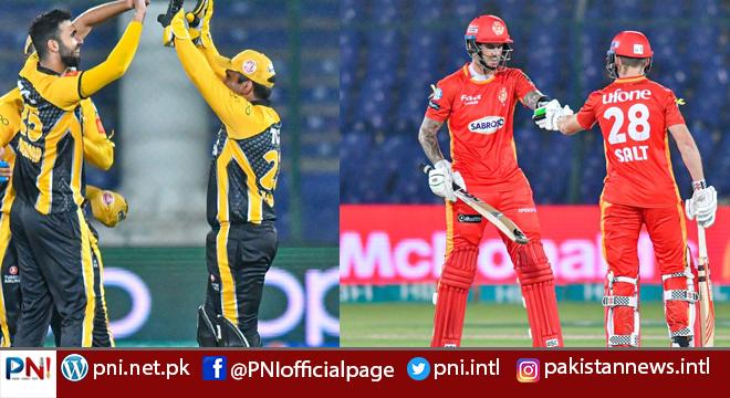 پشاور زلمی نے اسلام آباد یونائیٹڈ کو 6 وکٹوں سے شکست دے دی، سنسنی خیز میچ کی تفصیل جانیئے