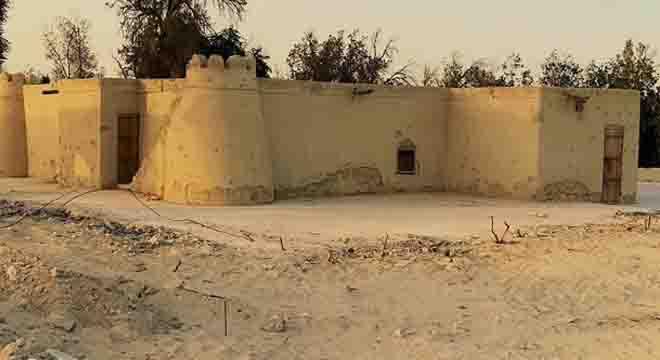 دورِ نبوی ﷺ کی وہ دوسری مسجد جہاں نمازِ جمعہ ادا کی گئی، آج بھی' مسجد جواثا' اپنی اصل حالت میں موجود ہے، تصاویر منظر عام پر آگئیں