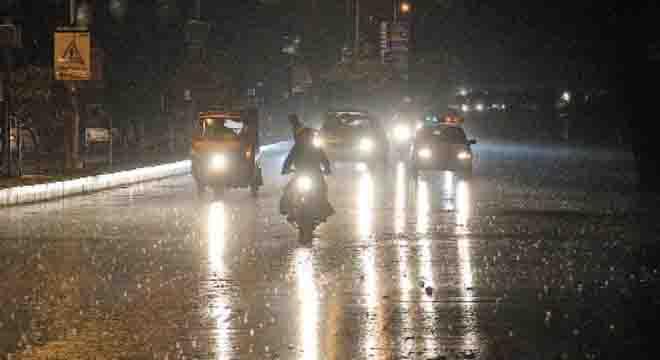 بارشوں کا سلسلہ جاری، کس شہر میں کتنی بارش ہوئی؟ محکمہ موسمیات نے تفصیلی رپورٹ جاری کر دی