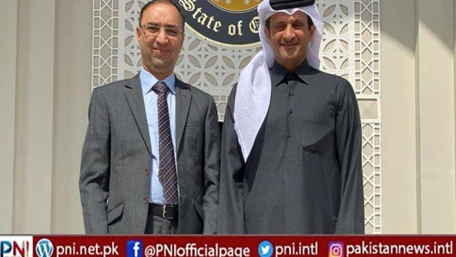 قطر کے سفیر کے ساتھ ایک نشست،                                                                                                                                                    سینئر تجزیہ کار ارشاد محمود کا خصوصی مضمون،                                                                                                                                   بشکریہ روزنامہ 92