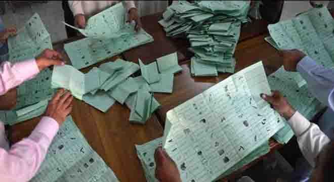 پی کے 63ضمنی انتخابات میں ن لیگ کی دھاندلی کے ثبوت مل گئے، تحریک انصاف کے سینئر رہنما نے شواہد الیکشن کمیشن میں جمع کروا دیئے