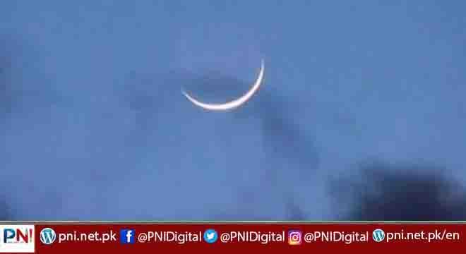 ہمسایہ ملک میں شوال کا چاند نظر نہیں آیا