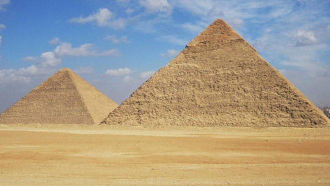 اہرام مصر سے ایسی چیز دریافت کر لی گئی کہ ماہرین کو ورطء حیرت میں ڈال دیا