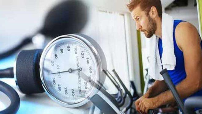 بلڈ پریشر کم کرنا چاہتے ہیں توکونسی ورزش آزمائیں؟