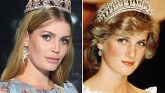 شہزادی کی 30 سالہ بھتیجی نے 62 سالہ ارب پتی سے شادی کر لی