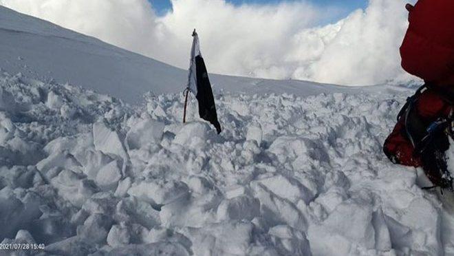پہاڑوں کے بیٹے علی سد پارہ کو کے ٹو کے برف زار میں دفنا دیا گیا