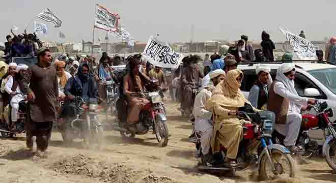 طالبان کی جانب سے افغانستان کے تین بڑے اور اہم ترین شہروں کا محاصرہ کرلیا گیا