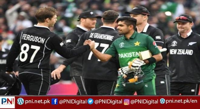 نیوزی لینڈ ٹیم کی واپسی، چارٹرڈ طیارہ آج پاکستان پہنچے گا