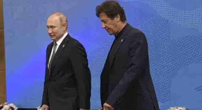 وزیراعظم عمران خان اور روسی صدر پیوٹن کے درمیان اہم ملاقات طے پاگئی، چند ہی گھنٹوں میں روانگی کا فیصلہ
