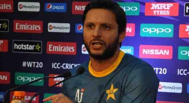 نیوزی لینڈ کی جانب سے پاکستان کا دورہ منسوخ کر نے پر شاہد خان آفریدی غصے میں آگئے